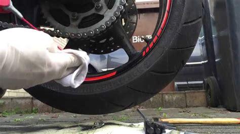 Motorradkette Reinigen Und ölen by Motorrad Reinigung Und Kette Entfetten U A Mit Petroleum