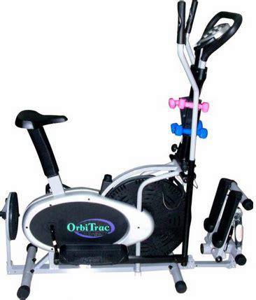 Alat Fitness Orbitrek alat treadmill alat fitness pusat alat treadmill dan alat fitness murah