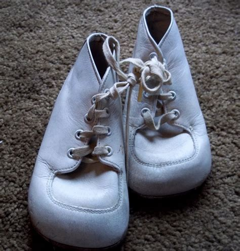 buster brown baby shoes childhood memories