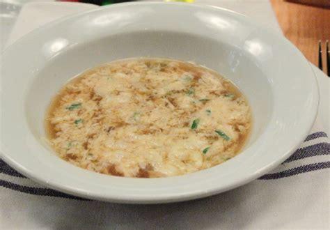 site cuisine italienne stracciatella soupe romaine la cuisine italienne