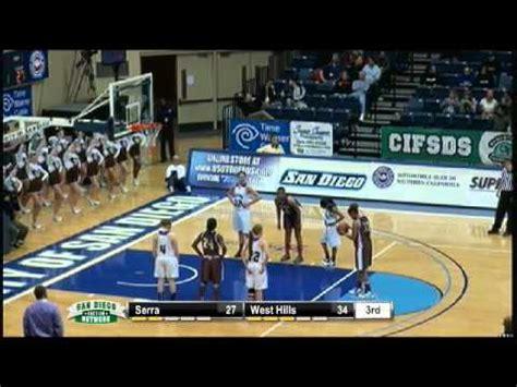 cif san diego section 2012 cif san diego section division ii girls basketball