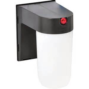 Led Security Light Dusk To Dawn Canarm Led Dusk To Dawn Security Light 12 Watt 1 000