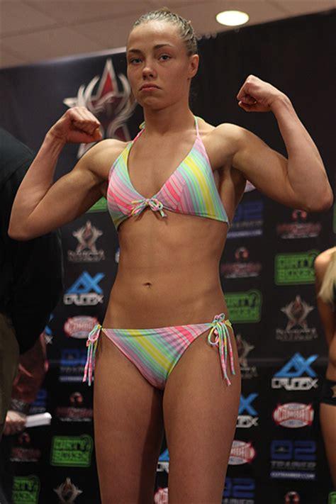 Female Mma Fighter Cameltoe | rose namajunas is the hottest female fighter