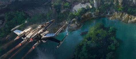 r layout land star wars land disneyland layout revealed in new concept art