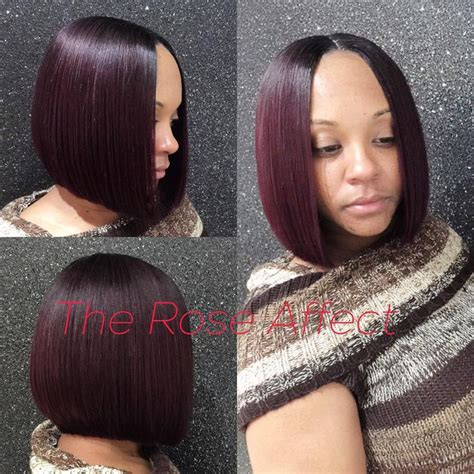 how to cut a bob weave the 25 best quick weave hairstyles bobs ideas on