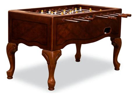 best table warmer level best warm chestnut furniture foosball table