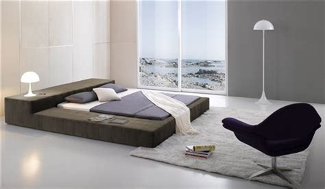 modern king bed frame opaq king bed frame modern beds new york by