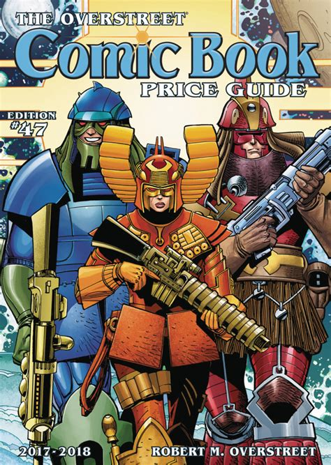 Pdf Overstreet Comic Book Price Guide 2018 by The Overstreet Comic Book Price Guide 47 2017 2018