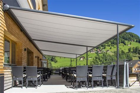markilux awnings markilux pergola 110 210 fabric roof awnings roch 233