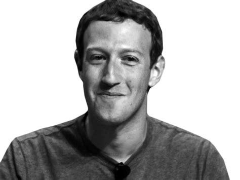 mark zuckerberg png black white   icons