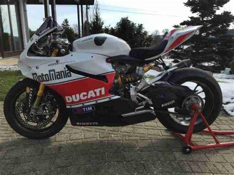 Ducati Rennmotorrad by Ducati 1199 Panigale S Rennmotorrad Top Bestes Angebot