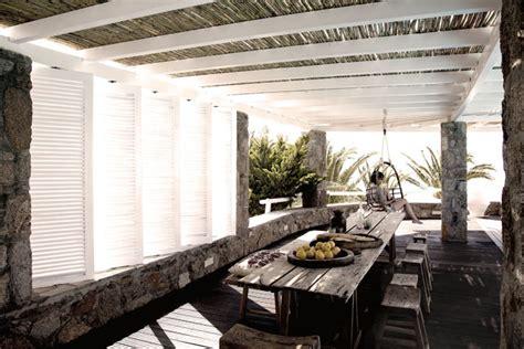 Mykonos Interior Design by Chic Hotel Design San Giorgio Mykonos By Design Hotels