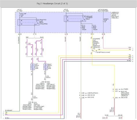 gmc   engine schematic