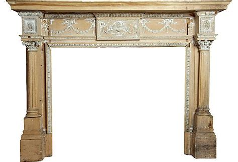 Fireplace Mantels Antique by Antique Architectural Fireplace Mantel