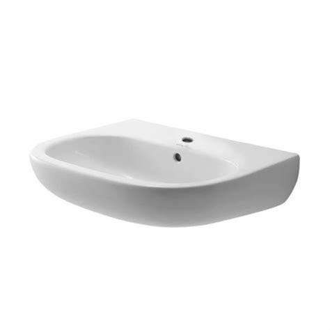 bidet halterung duravit d code waschtisch waschbecken 55 60 oder 65 cm