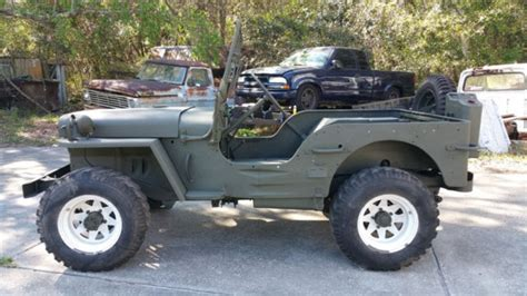 Mb Jeep 1945 Willys Mb Jeep