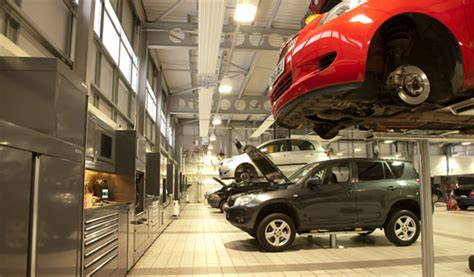 Toyata Garage by Vote For Your Garage Of The Year Toyota