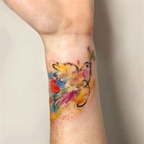 watercolor tattoos on wrist 69 attractive wrist designs mens craze