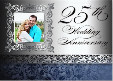 Wedding Anniversary Cards Psd Templates by 25th Wedding Anniversary Invitation Cards Psd Wedding