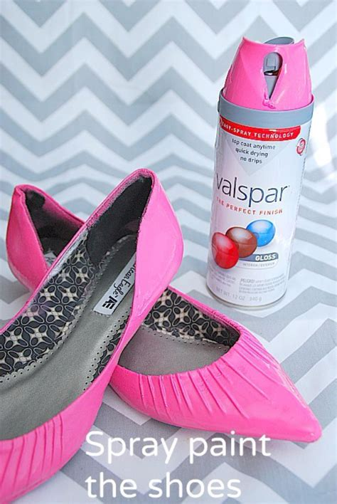 36 fabulous shoe makeovers anyone can do diy projects for