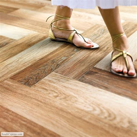 adore this tile that looks like wood floor would be much