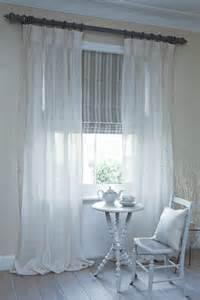 Curtains With Blinds Decorating Yes This Is What I Want Sheer Curtains With Shade Home Decor Ideas