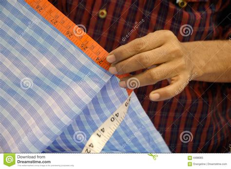 How To Measure For Upholstery by Measuring Fabric Royalty Free Stock Photo Image 4498065