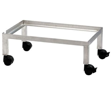 elma ultrasonic cleaner ss rack on wheels for s450h