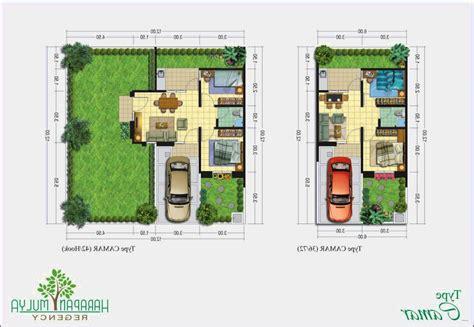 pilihan trendi memilih desain bentuk rumah modern type 36