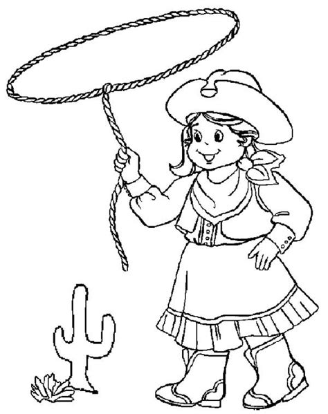 cowgirl coloring page 1000 images about western roundup on pinterest carnival