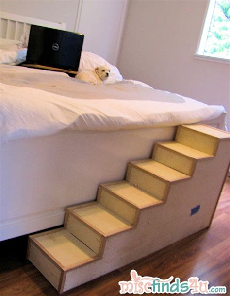 doggie steps for bed best 25 dog stairs ideas on pinterest pet steps pet stairs and dog steps