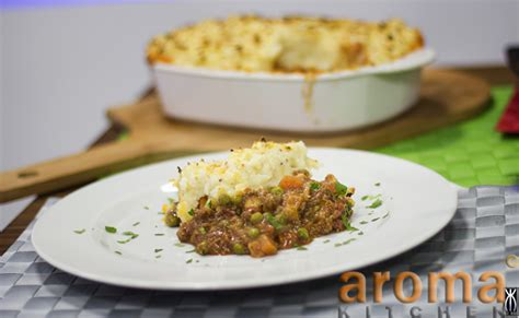Cottage Pie With Parsnip Mash by Cottage Pie With Parsnip And Mustard Mash Aceline