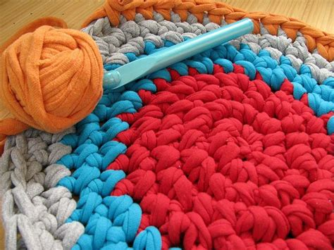 rag rug design patterns rag rug pattern crochet madness