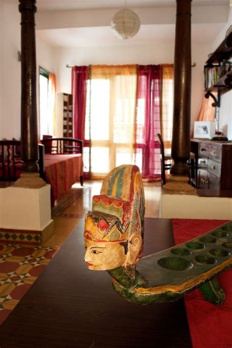 chettinad house interiors karthik vaidyanathan s chettinad style home in bangalore prismma magazine decor pinterest