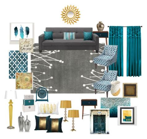gold and grey living room best 25 teal living rooms ideas on teal