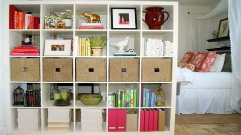 Ikea Bookcase Room Divider Decorating Ideas Modern Bedroom Bookshelf Room Divider Ikea Ikea Studio Apartment Room Dividers