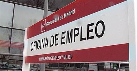 oficina desempleo madrid datos locales paro registrado julio 2017 alcobendas y