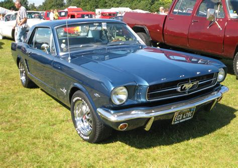 Ford Mustang History by History Of The 1965 Ford Mustang