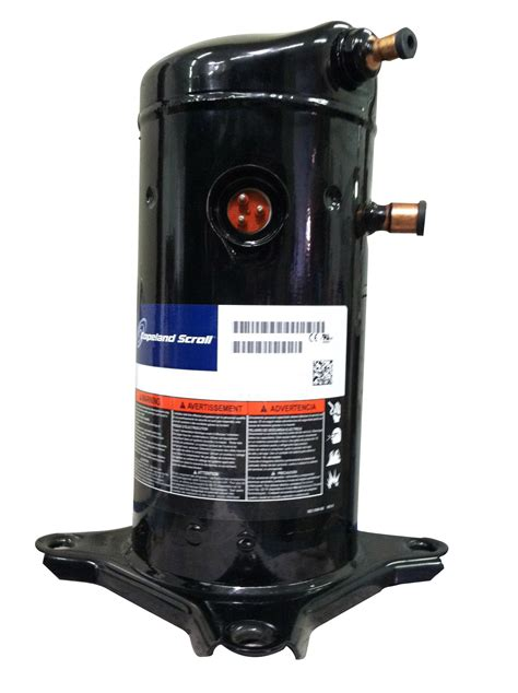 copeland scroll compressor  refrigeration  allied