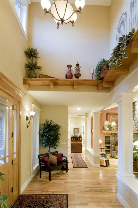 Open Foyer Ideas Living Room Open Entryway Living Room Open Floor Plan