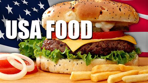 Usa foods   Cooking wise from all world