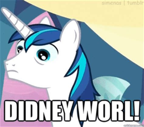 Magic Meme Gif - didney worl my little pony friendship is magic know