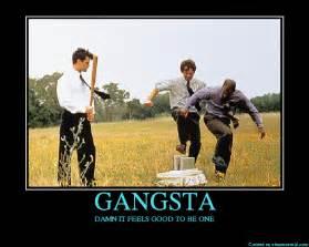 Office Space Gangster Gangsta Picture Ebaum S World
