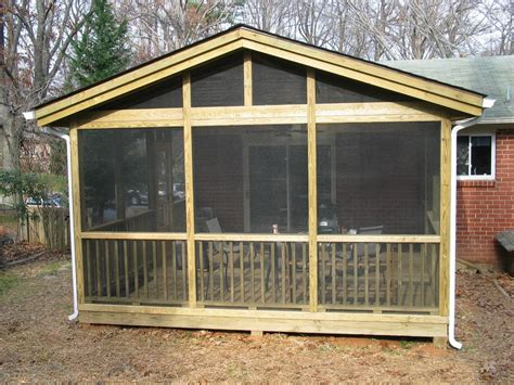 screened porch screened in porch