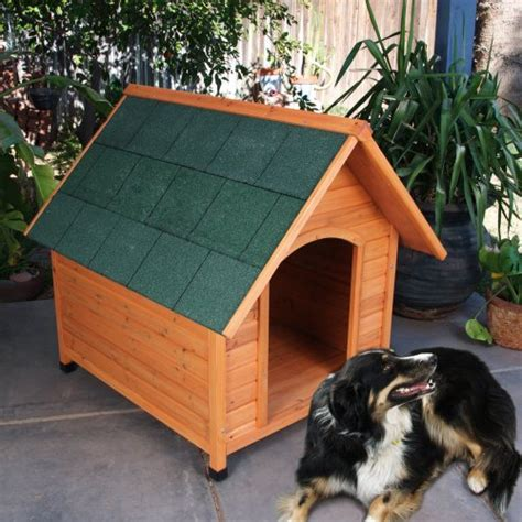 elevated dog house a frame elevated outdoor dog house the pet furniture store