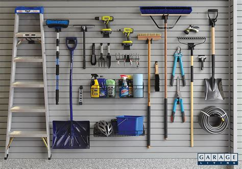 tool storage garage