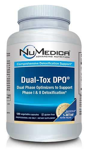 Alpha Reset Detox Guide by Buy Numedica Dual Tox Dpo