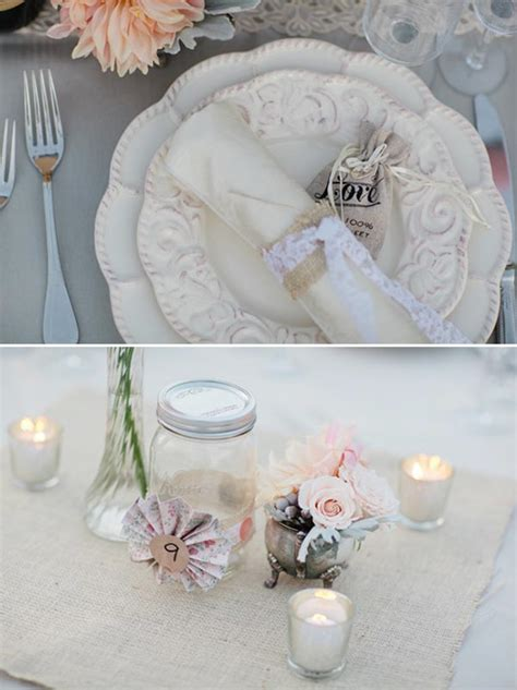 Shabby Chic Beach Wedding Ideas From This That Vintage Shabby Chic Wedding Rentals