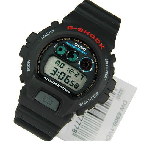 Casio G Shock Dw 6900g dw 6900 1vdr dw 6900 1v casio g shock