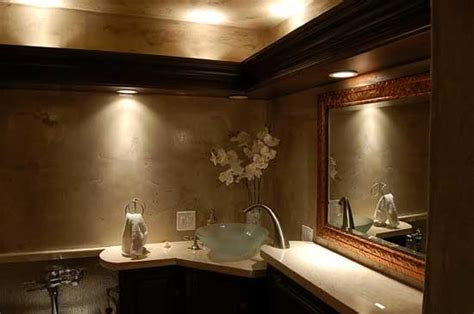 Dramatic Wallpaper For Powder Room - c b i d home decor and design the powder room small spaces with big impact
